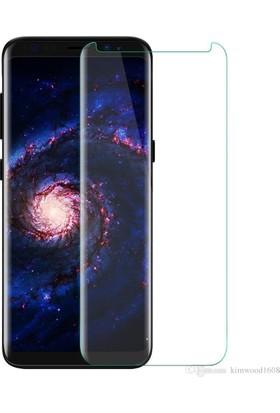 Case 4U Samsung Galaxy Note 8 Kavisli Temperli Cam Ekran Koruyucu