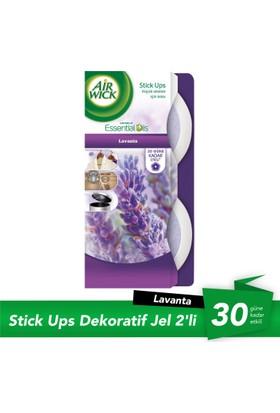 Air Wick Oda Kokusu Stick up Dekoratif Jel Lavanta