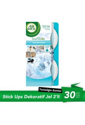 Air Wick Oda Kokusu Stick up Dekoratif Jel Temizlik esintisi