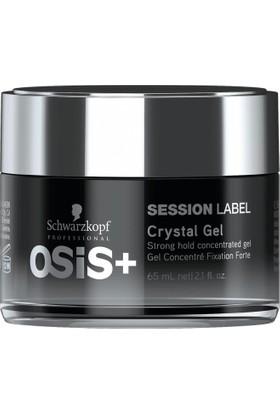 Osıs Session Label Crystal Gel Jel Şekilendirici 65Ml - Yeni Seri