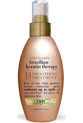 Organix Brazilian Keratin Therapy 14 Day Fon 100 Ml Saç Spreyi