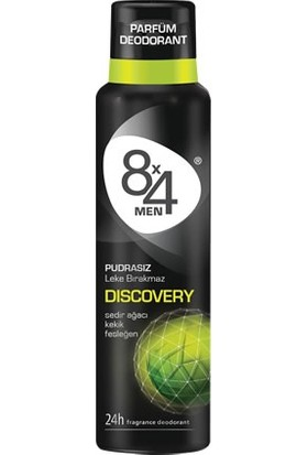 8*4 Deodorant Discovery Erkek 150Ml