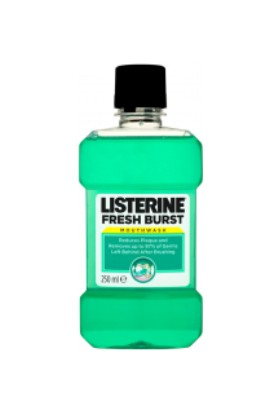 Lısterine Moutwash-Fresh Burst 250Ml