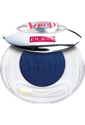 Pupa Vamp! Compact Eyeshadow Carbon Blue