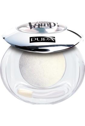 Pupa Vamp! Wet&Amp;Dry Eyeshadow Pure Whıte