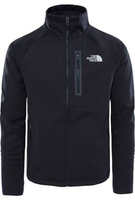 The North Face Siyah Erkek Erkek Outdoor Ceketi