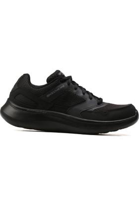 Skechers Gri Erkek Erkek Ayakkabısı 52385-Bbk