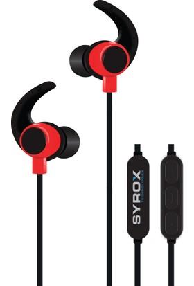 Syrox Bluetooth Kulak İçi Spor Kulaklık