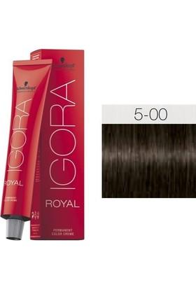 İgora Royal 5.00 Naturel Kahverengi
