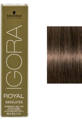 Igora Royal 5-50 - Light Brown Gold Natural
