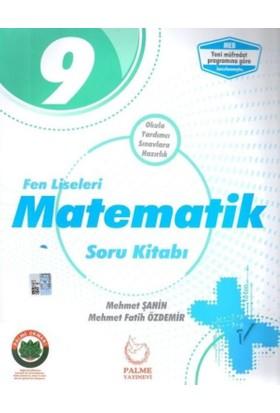 Palme 9. Sınıf Fen Liseleri İçin Matematik Soru Kitabı - Mehmet Şahin