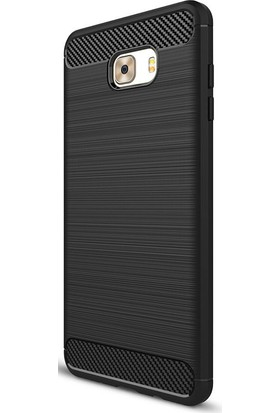 Gpack Samsung Galaxy C9 Pro Kılıf Room Tarz Silikon Case