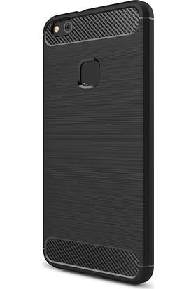 Gpack Huawei P10 Lite Kılıf Room Tarz Silikon Case + Cam