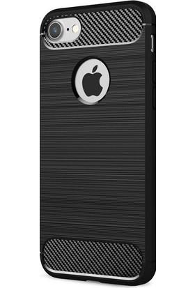 Gpack Apple İphone 5 Kılıf Room Tarz Silikon Case + Cam