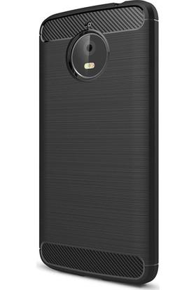 Gpack Motorola Moto E4 Plus Kılıf Room Tarz Silikon Case + Kalem + Cam