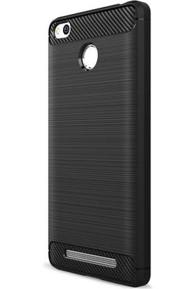 Gpack Xiaomi Red Mi 3 Pro Kılıf Room Tarz Silikon Case + Cam