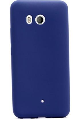 Gpack Huawei U11 Kılıf Premier Silikon Arka Kapak