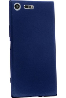 Gpack Sony Xperia Xz Premium Kılıf Full Kavrayan Sert Rubber Case + Kalem + Cam