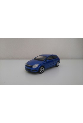 Welly Welly 1:36 Opel Astra Metal Araba Lacivert