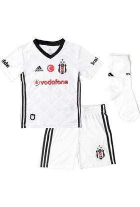 Adidas Cı4523 Beşiktaş 2017 18 Infant Set Bebek Forma Seti