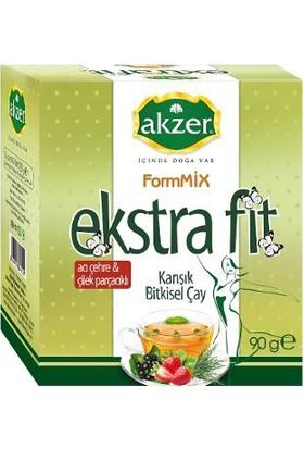 Akzer Formmix Ekstra Fit Bitkisel Karışık Çay