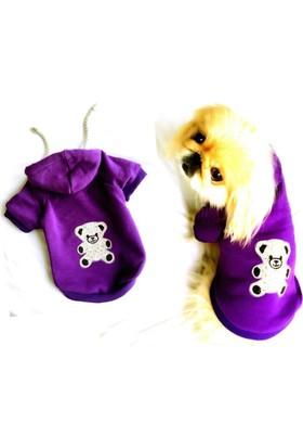 Kemique Tashlı - Teddy Bear - Mor