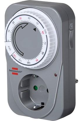 Brennenstuhl Mechanical Countdown Timer MC 120 Ayarlı Priz
