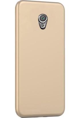 CoverZone Lenovo P2 Kılıf Slim Fit Silikon + Cam