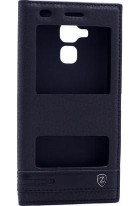 Teleplus Asus Zenfone 3 Max ZC520TL Çift Pencereli Kılıf