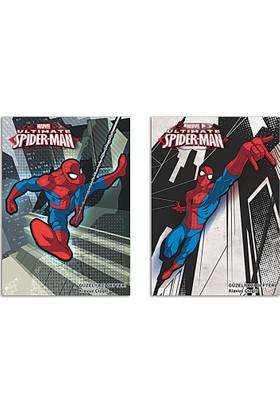 Örümcek Adam A5 40 Yaprak Güzel Yazı Defteri