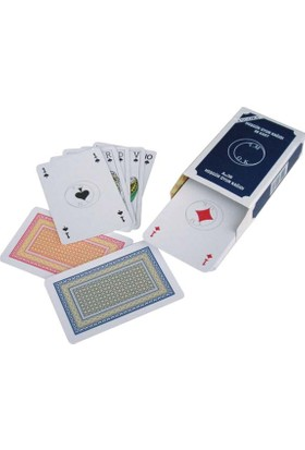 Toptancıamca Beykoz iskambil Oyun Kağıdı 2 Deste Birden Kart