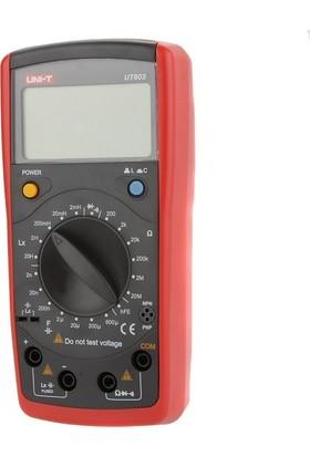 Unı-T Ut 603 Lcr Metre