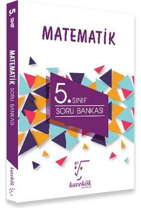 Karekök 5.Sınıf Matematik Soru Bankası - Muharrem Duş