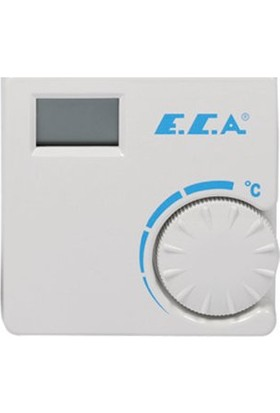 E.C.A 7006907519 Dijital Kablolu Oda Termostatı