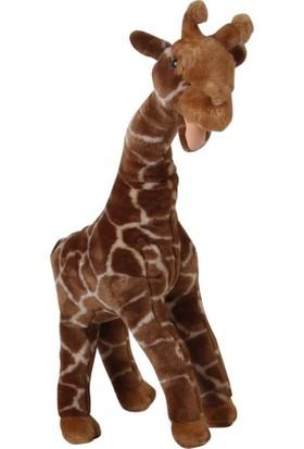Hdm Peluş Zürafa Oyuncak 60 cm Sevimli