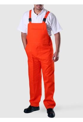 İş Tulumu Gabardin Askılı Bahçıvan Tulum İş Elbisesi