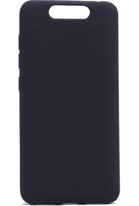 Kny Turkcell T80 Kılıf İnce Mat Silikon + Cam
