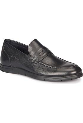 Dockers By Gerli 223520 Siyah Erkek Deri Modern Ayakkabı