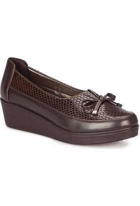 Polaris 72.158073.Z Kahverengi Kadın Ayakkabı