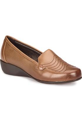 Polaris 72.158075.Z Bordo Kadın Ayakkabı