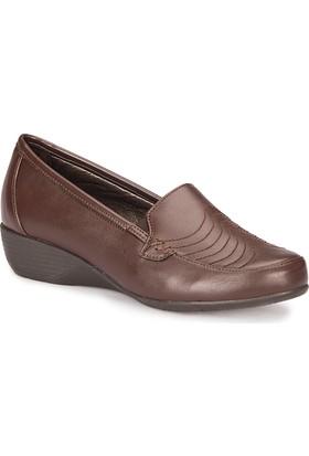 Polaris 72.158075.Z Siyah Kadın Ayakkabı