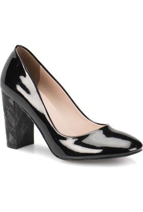 Butigo Z262 Siyah Kadın Gova Ayakkabı