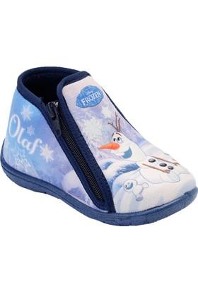 Frozen 90245 Pk Mavi Kız Çocuk Panduf