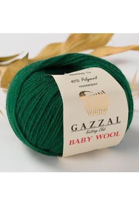 Gazzal Baby Wool Merinos Yünü-Kaşmir El Örgü İpi