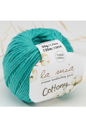 La Mia Cottony Pamuk El Örgü İpi - (Bebek Yünü)