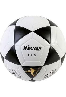 Mikasa Ft-5 Yapıştırma Futbol Topu Siyah - Beyaz