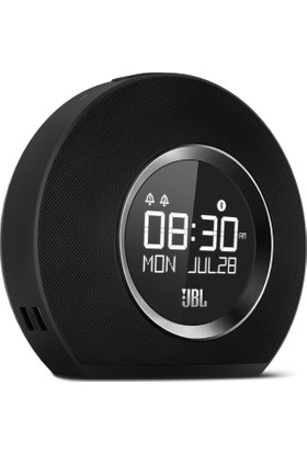 JBL Horizon Alarmlı ve Radyolu Saat Bluetooth Hoparlör Siyah