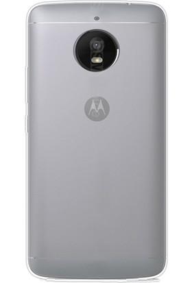 Gpack Motorola Moto E4 Plus Kılıf 2 mm Silikon Arka Kapak