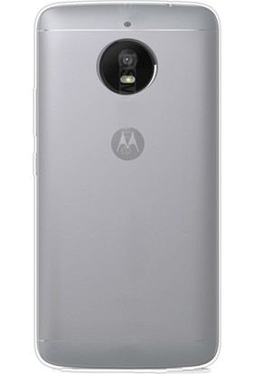 Gpack Motorola Moto E4 Plus Kılıf 2 mm Silikon Arka Kapak + Kalem + Cam