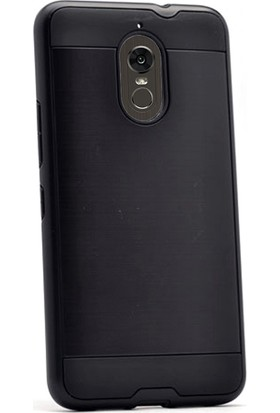 Gpack LG Stylus 3 Kılıf Darbe Emici Sert Arka Kapak